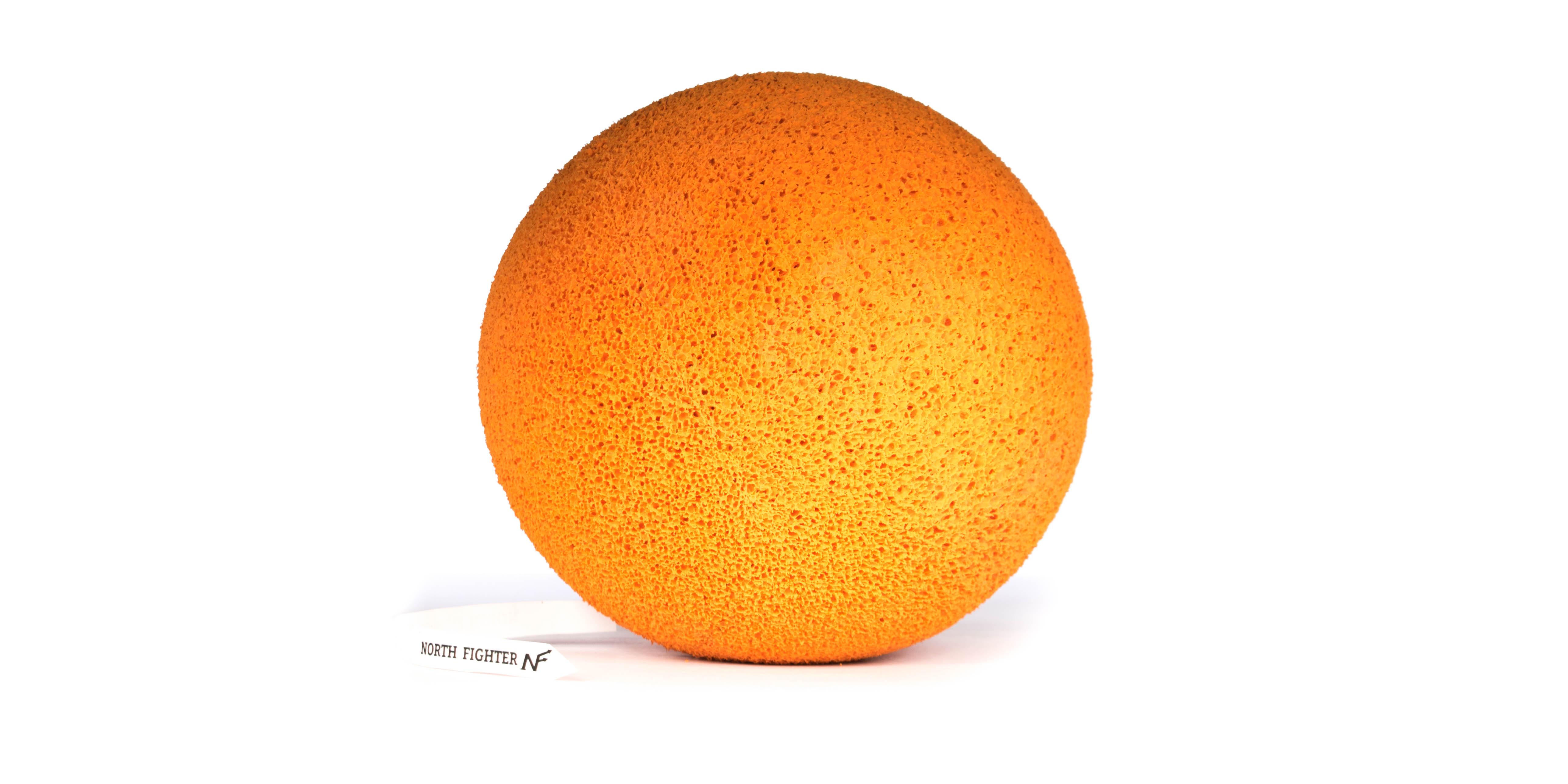 Piłka czyszcząca średnia do betonu NORTH FIGHTER®