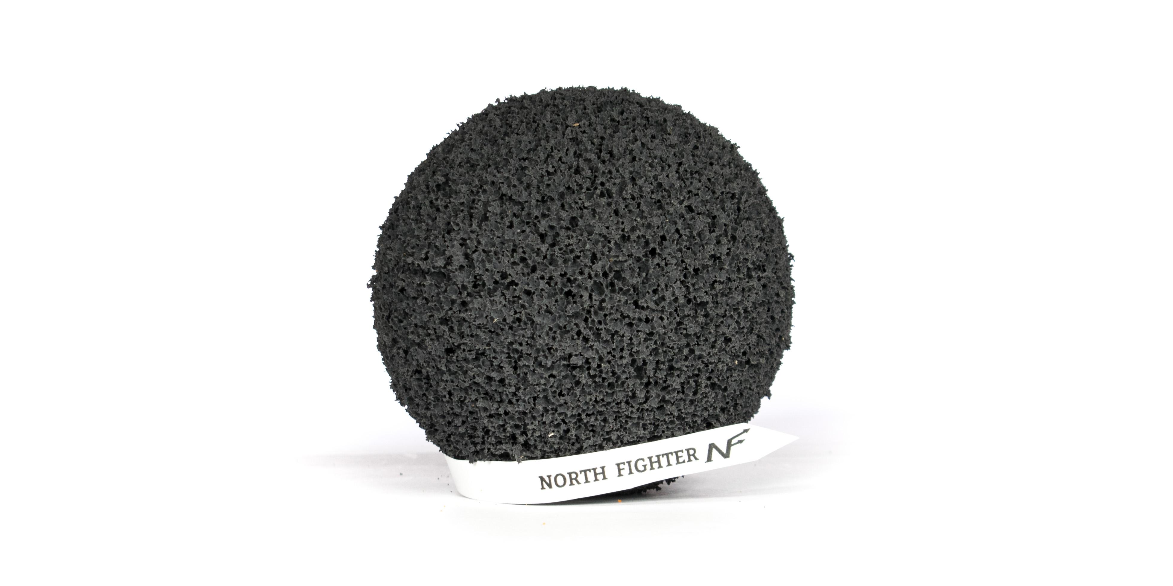 Piłka czyszczącamiękka do betonu NORTH FIGHTER®