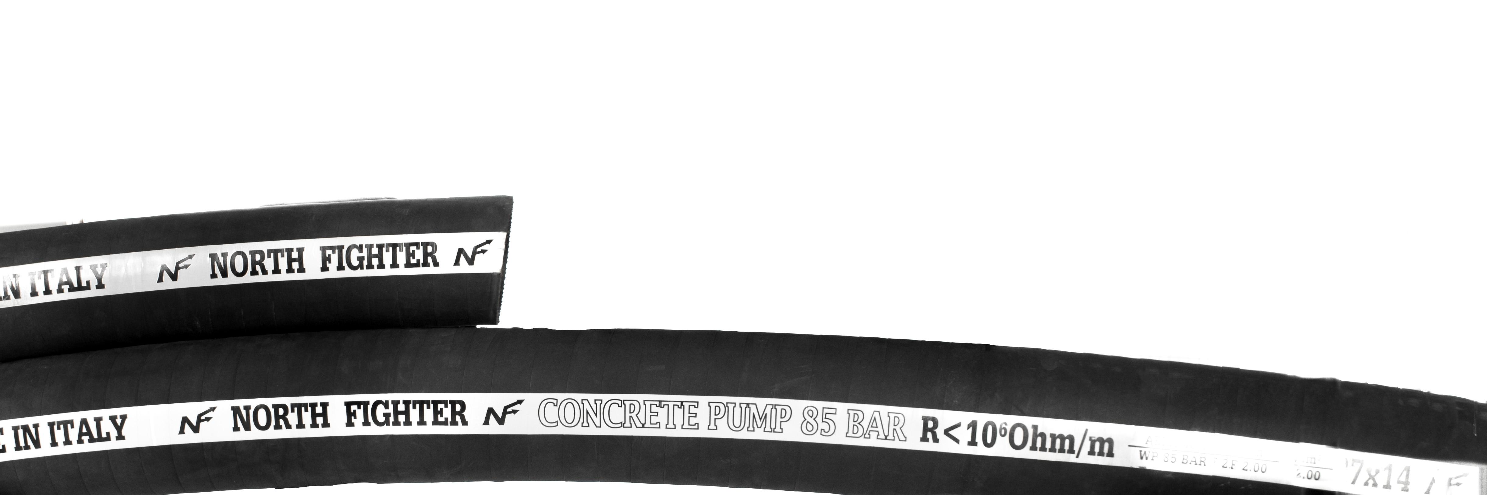 Wąż do pomp betonu NORTH FIGHTER®