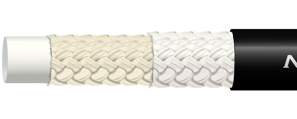 wąż termoplastyczny w oplocie tekstylnym
